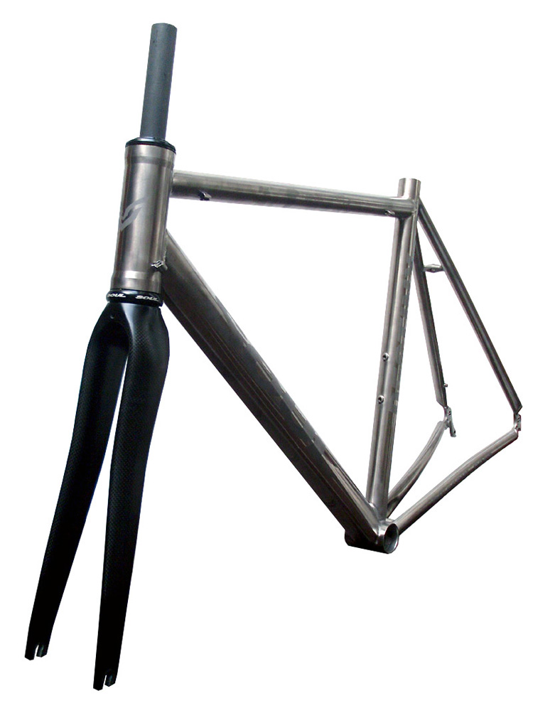 Destiny frameset diagonal view
