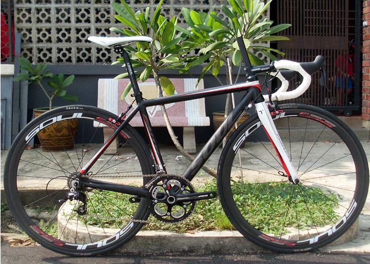 Faith 2012 Full Bike 01